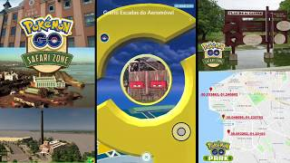 pokemon go safari zone 2019 cords - TH-Clip