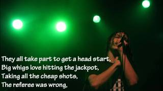 Say When by Fair to Midland Lyrics
