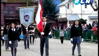 preview picture of video 'Desfile Escolar en Puerto Aysen'