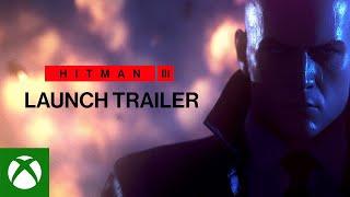 Xbox HITMAN 3 – Launch Trailer anuncio