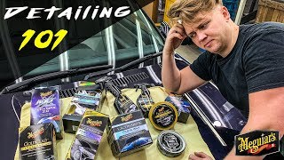 How to WAX your car and which WAX is the BEST WAX? - Detailing 101 Ep.6
