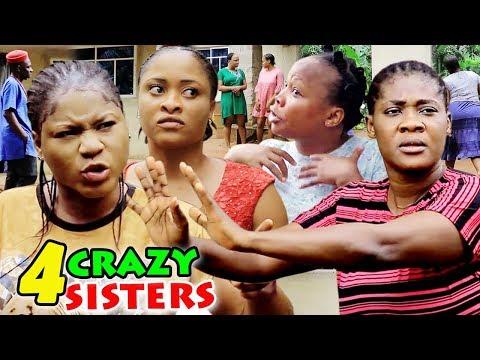 4 Crazy Sisters 7&8 - Mercy Johnson / Destiny Etiko 2019 New Nigerian Movie