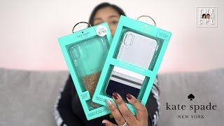 Girly Kate Spade Cases for the iPhone Xs Max