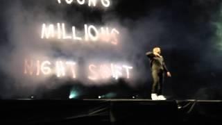 Drake -  6 Man -  Wireless 2015  - July 3rd