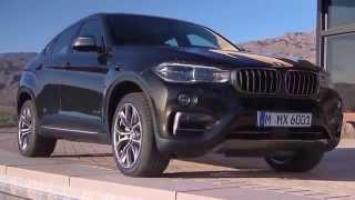 The new BMW X6 Video | AutoMotoTV