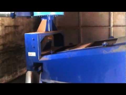 Bestagro Siebreinigungsmaschine