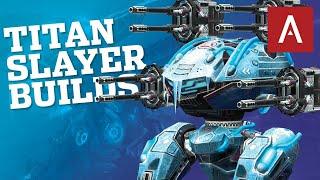 🔴 War Robots - Titan Slayer Builds   WR Live Stream Gameplay