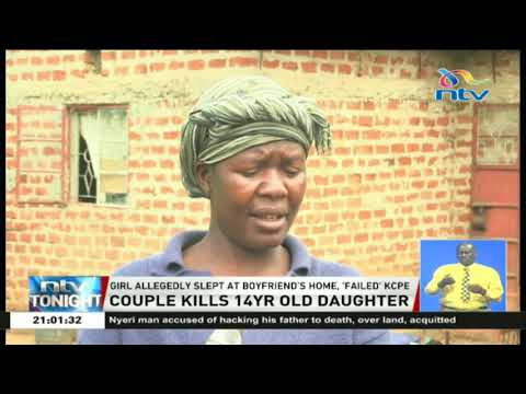 Bungoma man beats his 14-year-old daughter to death