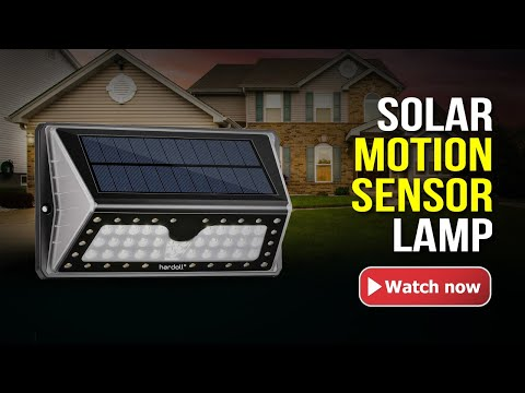 62 Led Solar Outdoor Lighting