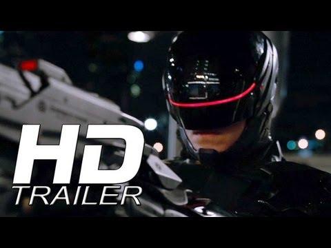 RoboCop Official Trailer - Joel Kinnaman
