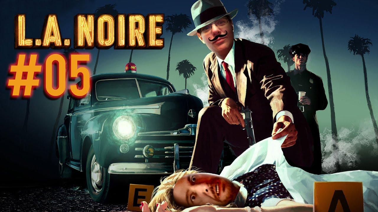 L.A. Noire – Part 05: Falsche Papiere