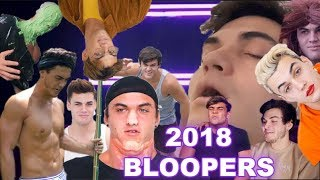 BLOOPERS 2018 !