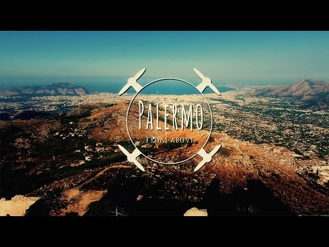 PALERMO (SICILY) FROM ABOVE 