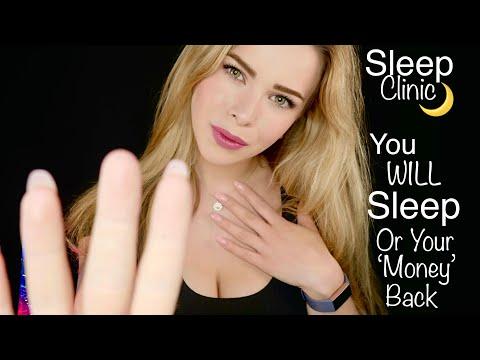 [ASMR] The LONGEST Sleep Clinic 🌙 TWO HOURS