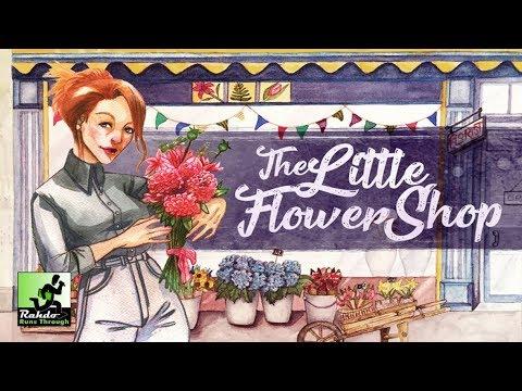 Rahdo Runs Through►►► The Little Flower Shop