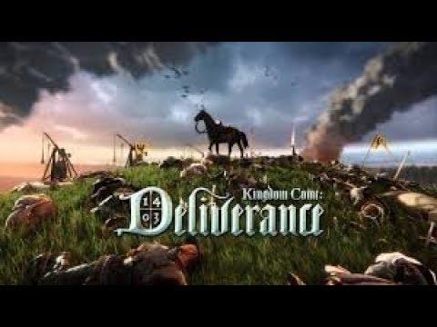 Kingdom Come: Deliverance Final Trailer-New RPG Game?!