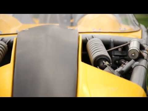 Homemade Ariel Atom Car