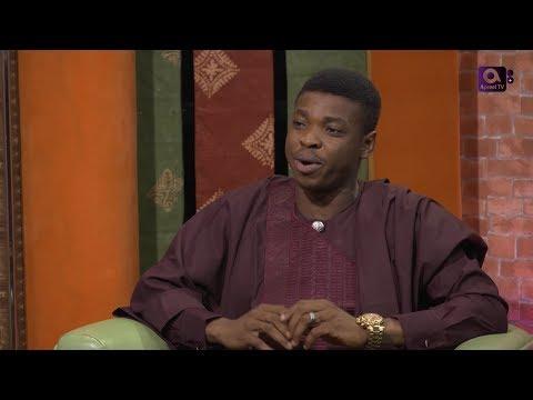 AYOBAMI AJEWOLE  a.k.a Woli Agba on GBAJUMO TV