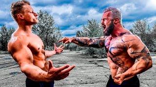 Fitness Model VS Bodybuilder - STRENGTH WARS 2k16 #16