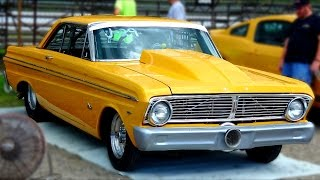 ProCharger 1965 Ford Falcon
