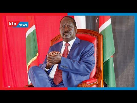 Raila Odinga amekariri msimamo wake wa kuwapa vijana wasiokuwa na kazi shilingi elfu sita kila mwezi