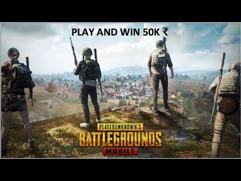 PLAY PUBG AND WIN 50K ₹ IN POOL .. ANNOUNCEMENT FOR PUBG TOURNAMENT!! BY IGC