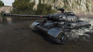 WoT WZ-111   4K video   Alpine Tiger skin   7.375 DMG   2.207 EXP   Kolobanov