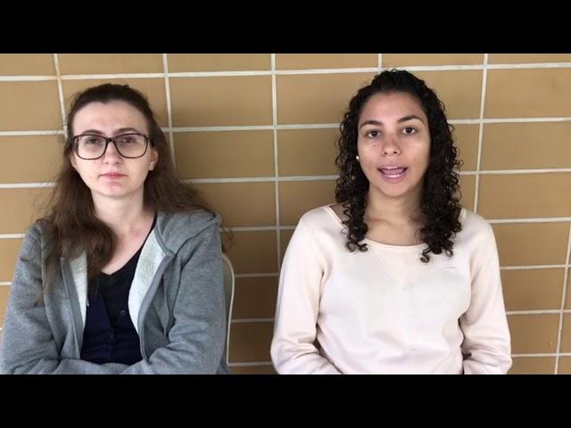 Video pronuncia di maratona aquática in Portoghese