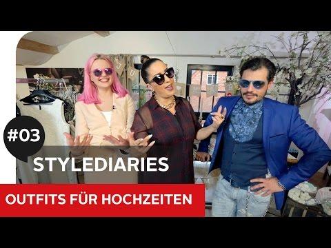 Hochzeit für Hochzeiten mit Manuel Cortez, Miyabi Kawai & Bonnie Strange – Stylediaries #03 – OTTO