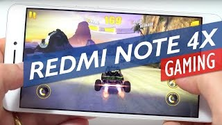Xiaomi Redmi Note 4X Gaming Review (Snapdragon 625)