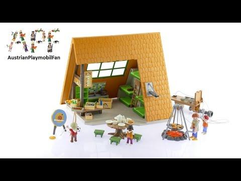Vidéo PLAYMOBIL Summer Fun 6887 : Gîte de vacances