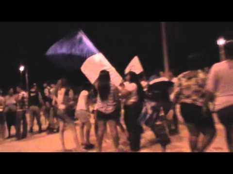 Festa do 55 . Vitória nas eleições municipais - Brasilândia de Minas 2012.