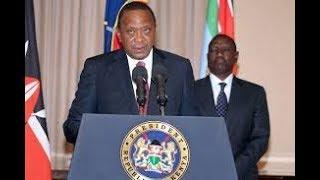 Benefactors of President Uhuru's Kenya Gold Award