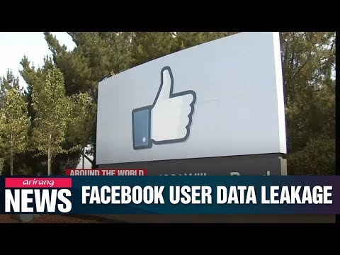 Cyber security company finds over 540 million records of Facebook users' personal information