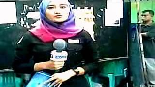 11072012. Laporan langsung dari lokasi Pilkada Gubernur @Tambora