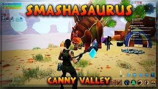 SMASHASAURUS - SMASH DINOSAURS IN A 70+ GHOST TOWN ZONE - Fortnite Save the World