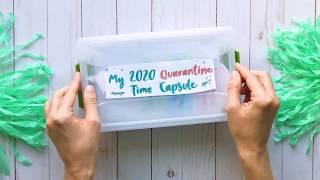 20202 Quarantine Time Capsule for Kids