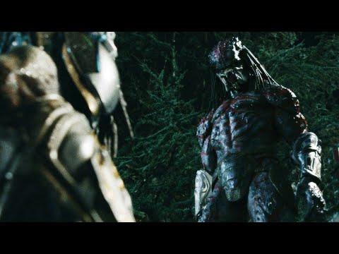 鐵血戰士:血獸進化電影海報