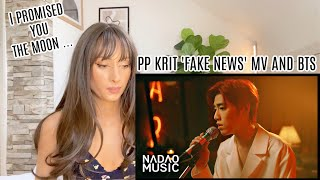 PP Krit – หลอกกันทั้งนั้น (Fake News) OST แปลรักฉันด้วยใจเธอ Part 2 [Official MV] REACTION