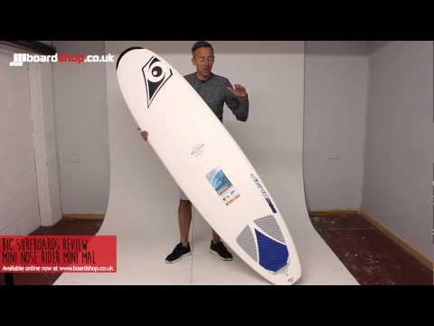Bic Surfboards Mini Nose Rider Review