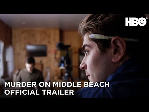 , title : 'Murder On Middle Beach: Official Trailer | HBO'