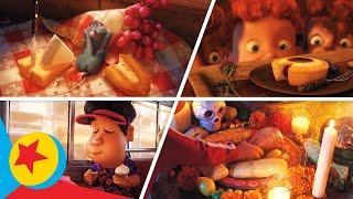 The Best of Pixar Foods | Pixar