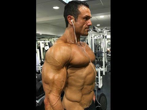 Si on peut la graisse pomper dans les muscles
