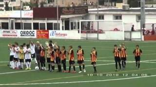 preview picture of video 'INFANTIL 1ª REGIONAL GRUPO B_SPORTING PALMA 2010/11   SPORTING PALMA   ROTLET MOILINAR.mp4'