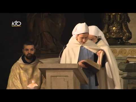 Vigiles de la Fête de la Mère de Dieu et Eucharistie