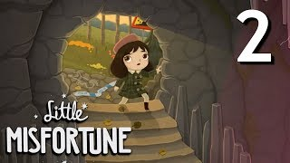 Little Misfortune - Cute Story About Cute Things, Manly Let's Play [ 2 ]