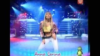 """Cantante Anna Carina presenta su nuevo sencillo """"Ya Fue Demasiado"""" (Habacilar 04-05-10)"""