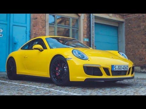 2017 Porsche Carrera 911 GTS Test Drive | Review | Fahrbericht ///Lets Drive///