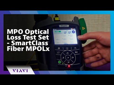 Video: VIAVI SmartClass Fiber MPOLx Product Overview