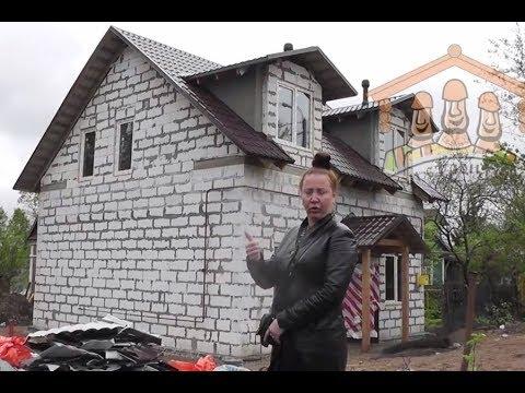 Перхушина В.Г. - видеоотзыв о строительстве